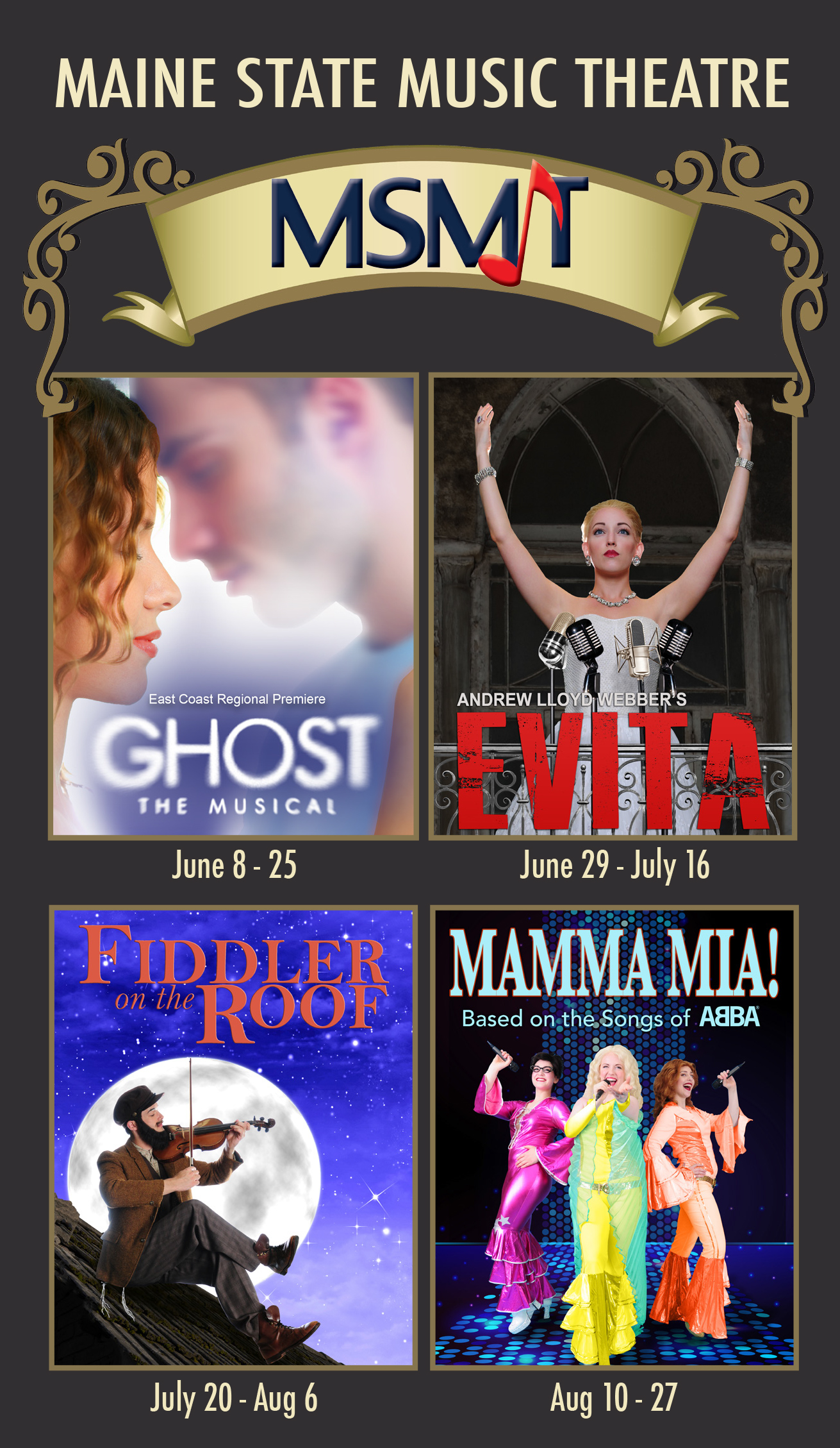 Maine State Music Theatre - Southern Midcoast Maine Chamber