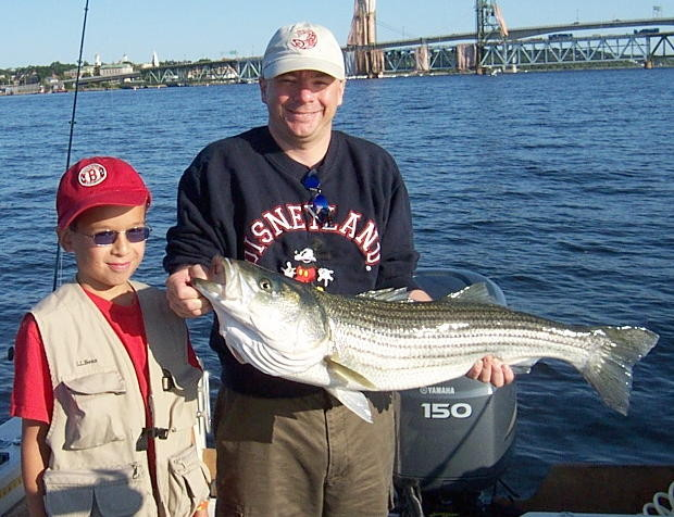 Water activities media gallery southern midcoast maine for Obsession fishing charters